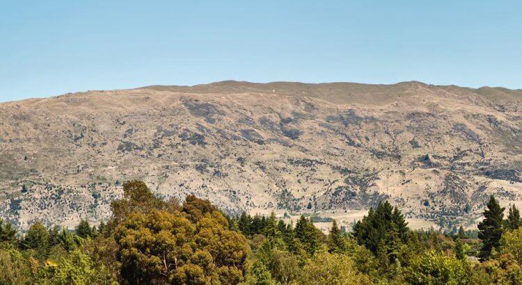 Criffel Peak View, Wanaka, Otago