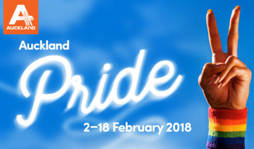 Auckland Pride Festival – 2 to 18 February 2018