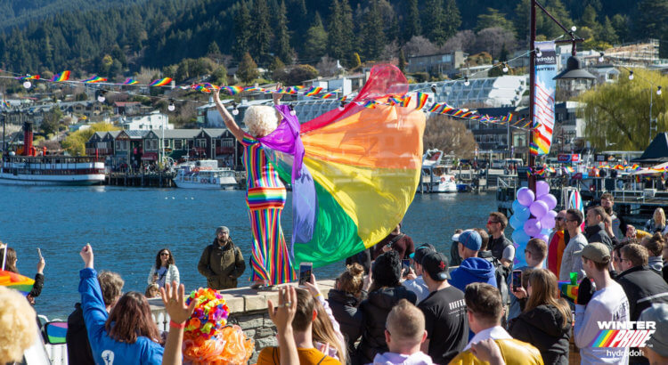 Tourism New Zealand Rainbow Strategy: Sign the petition and share
